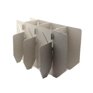 160mm Multi 12 Pack Half Height Divider